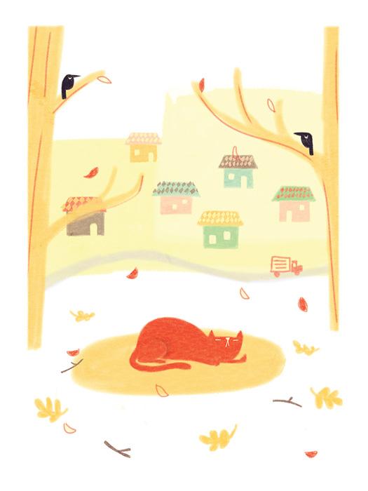 Het Plekje van Pim, a children's book by Pyhai